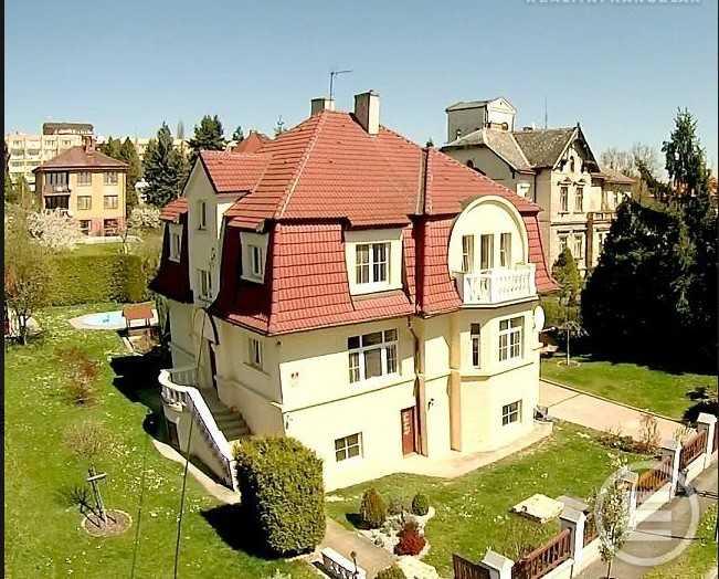 Дом в Чехии как вложение