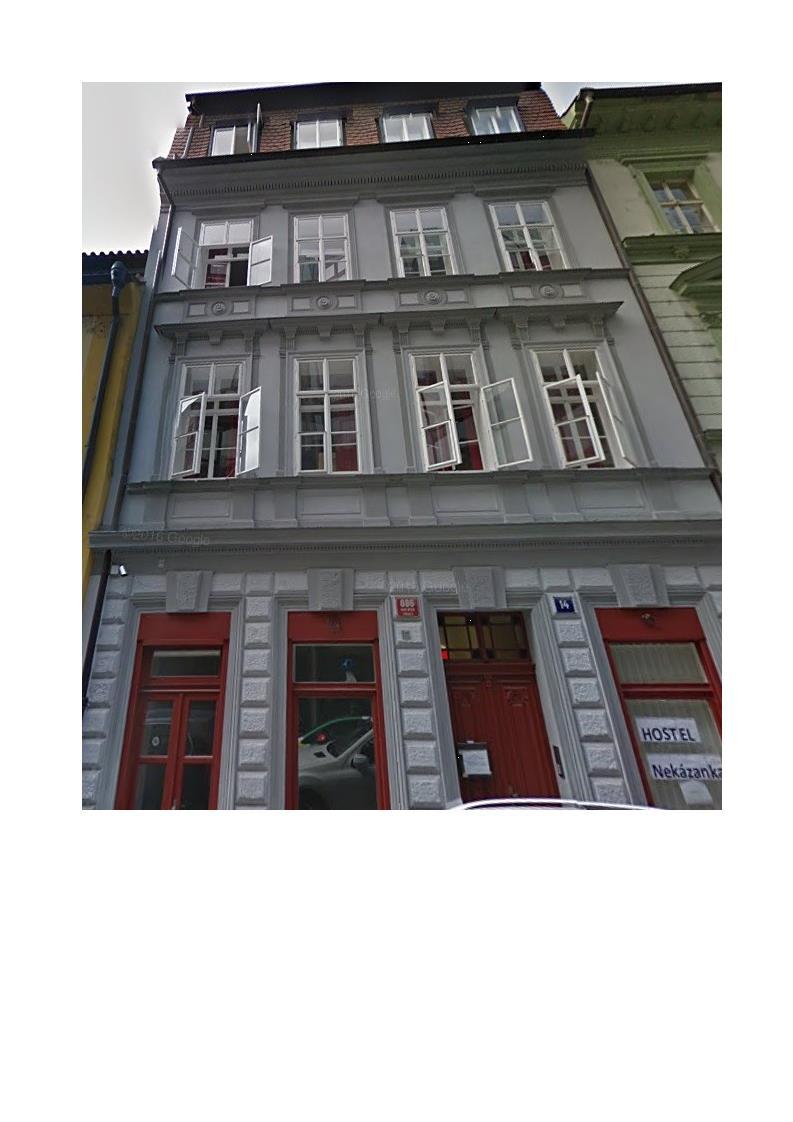 Дом на продажу в центре Праги 1